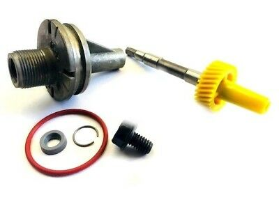New 727 Transmission Housing /& 35 Tooth Long Speedometer Gear w Oring /& Seal
