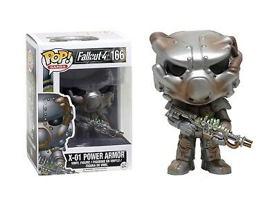 Funko Pop Games: Fallout 4 - X-01 Power Armor Vinyl Figure Item No. 12289