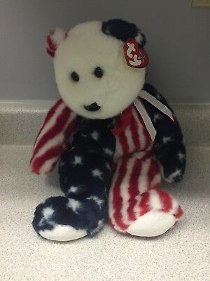 Ty Beanie Baby Spangle Large