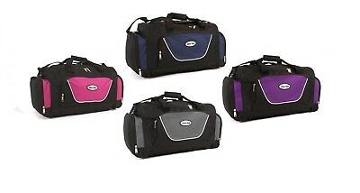 New Overnight Maternity Bag Duffel Sports Holdall Duffle Gym Training Travel Kit
