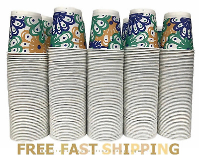 Dixie 3 oz Bath Cup Disposable 600 Cups Pack Free Expedite Shipping!