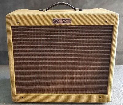 Fender Blues Junior III Amp - Limited Edition Tweed