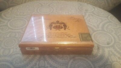 Fuente anejo sharks sealed box not opus x