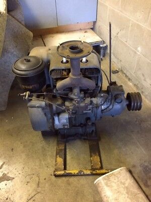 Vintage Wisconsin Air Cooled Engine