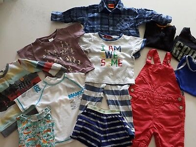 Boys Clothing Bundle -Size 1 (12 months to 18 months)
