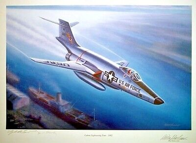 'Cuban Sightseeing Tour' [RF-101] Artist Proof Print Mike Machat Capt.Clyde East