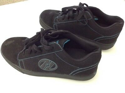 HEELYS Skate Shoes - Size US10 - Black