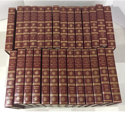 FUNK & WAGNALLS NEW ENCYCLOPEDIA - all reasonable offers considered