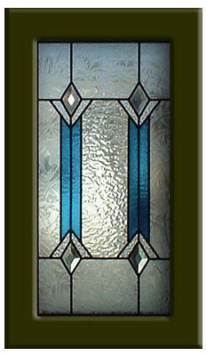 Decorative Cabinet Door Glass Inserts Custom made to your size