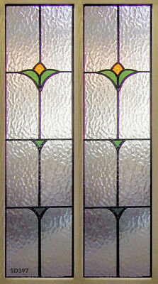 "Stained Glass windows   8 x 36""   SD397"