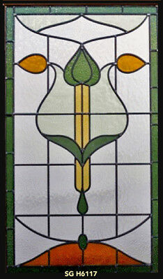 Victorian Stained Glass Heritage Design  Window