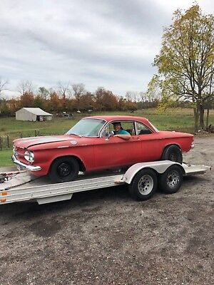 1963 Chevrolet Corvair  1963 Chevy corvair with a 3.5L V6