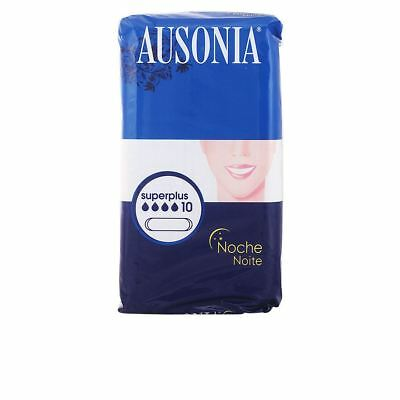 Ausonia Night Super Plus Sanitary Towels 10 Units Women