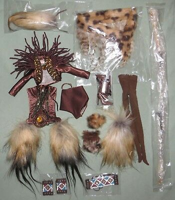Sybarite Kumalo complete outfit only