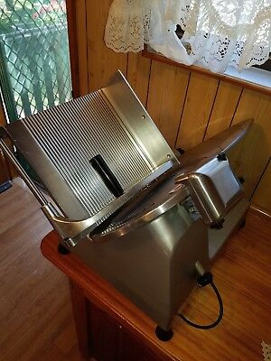 270W Meat Slicer 300Mm Blade Never Used