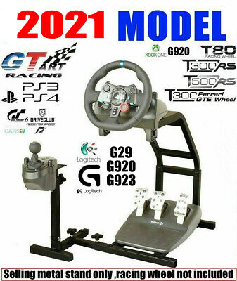 GT ART MINI Racing Simulator Steering Wheel Stand forT150 G29 PS4 G920 T300 T1