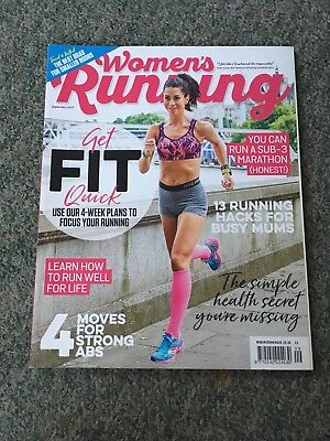 Women's Running Magazine- Sep 2017 Edition