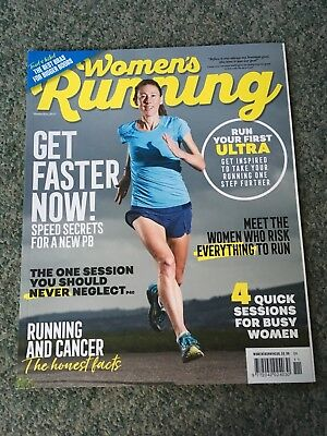 Women's Running Magazine- Nov 2017 Edition