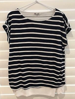 Target Collection Nursing / Breast Feeding Top Size 10
