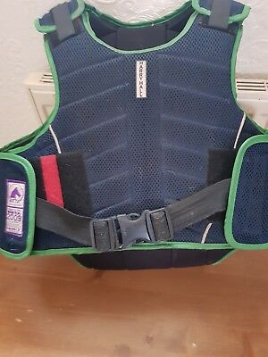 Equestrian Back Protector Child's Child's XL