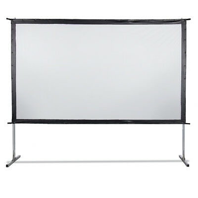 Portable Projector Screen Outdoor Indoor Movie Cinema Theater Screen w/Stand