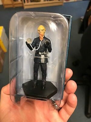 Doctor Dr Who Eaglemoss Figurine Collection - Part 12 Ood Sigma - No Magazine