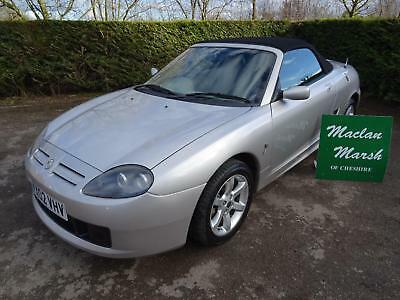 MG/ MGF TF 1.8 135, Full Documented Service History, 44000 Genuine Miles