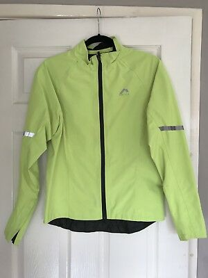 More Mile Women's Sports Running Jacket Top XS 8