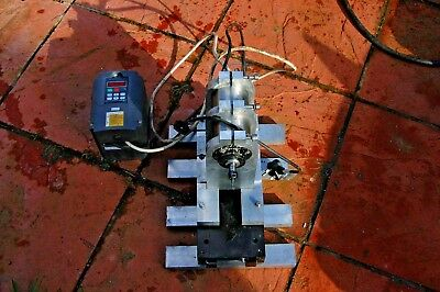 1.5 Kw Inverter Motor With Inverter + Parker Dadel X Axis With Ground Ballscrew