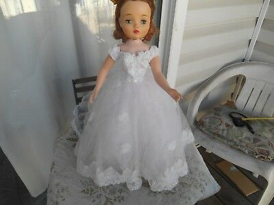 Beautiful Prototype Wedding Gown for Cissy (no doll)