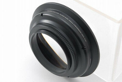 Raynox DCR 5000 Weitwinkel Super Wide Angle 52mm Conversion Lens 0.5X