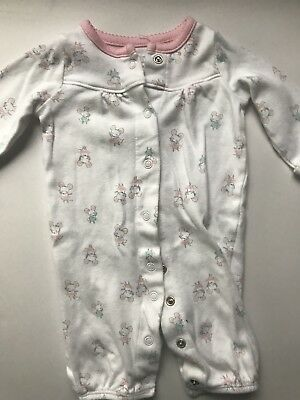 Just One You Made By Carter's Newborn Dancing Mice Gown