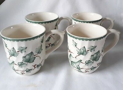 BHS Country Vine Mugs x 4 - Multiple Available