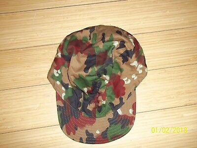 Swiss Army Alpenflauge field cap/Size Large/New Surplus Military Hat