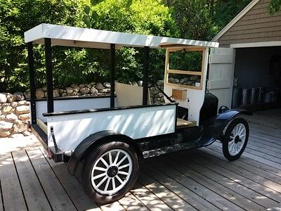 1919 Ford Model T  1919 Model T Ford