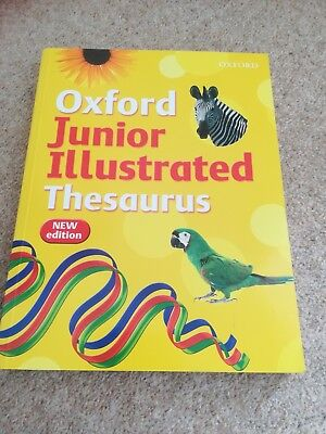 Oxford Junior Illustrated Thesaurus: 2007 by Sheila Dignen (Paperback, 2007)