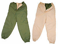 """NEW - Army Thermal Reversible Cold Weather Trousers - Size MEDIUM - 34"""" - 38"""" W"""