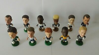 Liverpool loose Corinthian figures bundle - lot 1