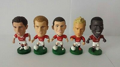 Manchester United loose Corinthian figures bundle