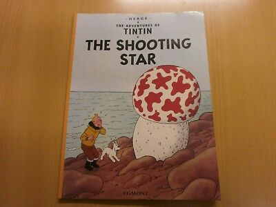 Herge Adventures of Tintin, The Shooting Star,Egmont, 2002.