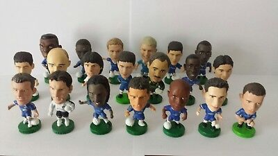 Chelsea loose Corinthian figures bundle - lot 2