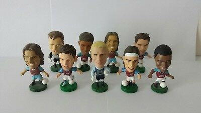 Aston Villa loose Corinthian figures bundle