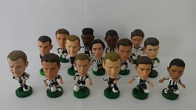 Newcastle United loose Corinthian figures bundle