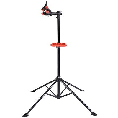 """Pro Bike Adjustable 42""""To 74""""Repair Stand W/Telescopic Arm Bicycle Cycle Rack"""
