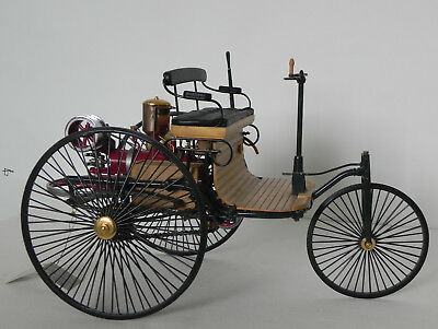 1886 Benz  by Precision Models From The Franklin Mint