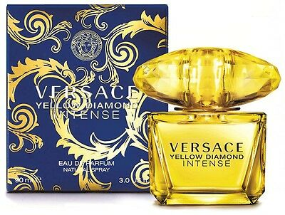 Versace Yellow Diamond Intense Donna Edp 90 Ml