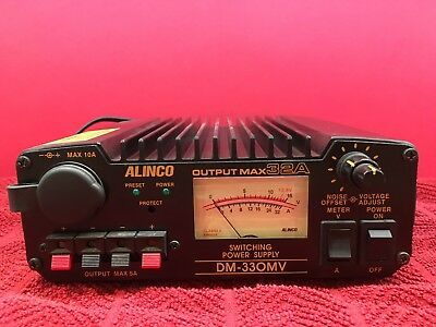 Alinco DM-330MV 32 A Switching Power Supply