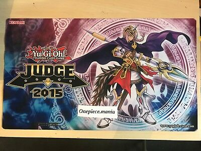 Yu-Gi-Oh!  Official playmat judge 2016