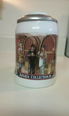 Stroh's beer stein Bavaria collection #09094