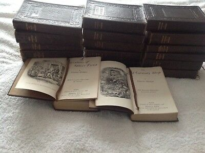 The Works of Charles Dickens - 20 Volume Edition